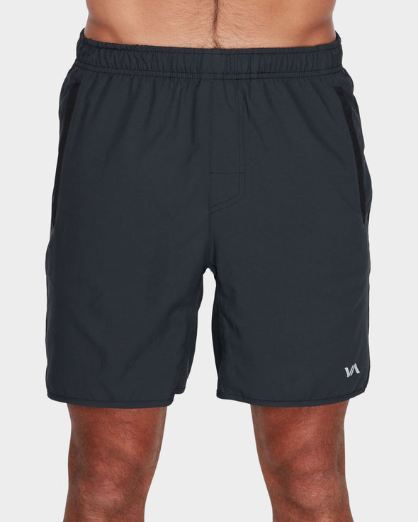 YOGGER III SHORT BLACK