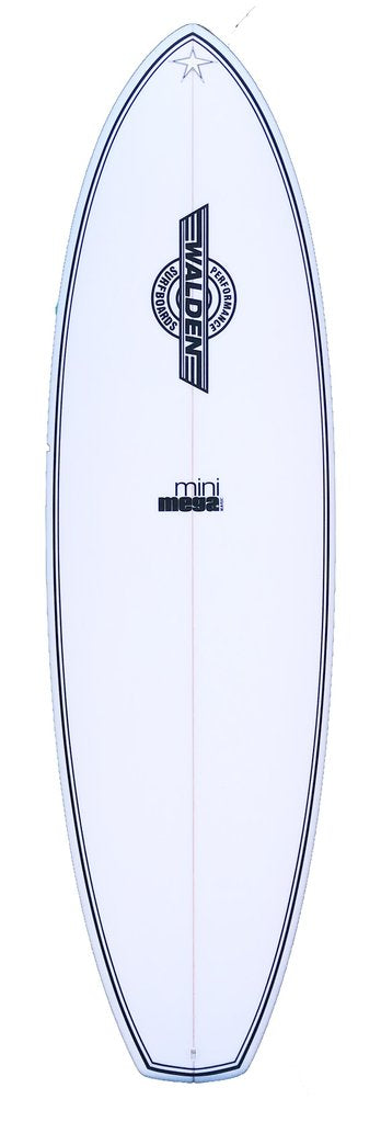 WALDEN SURFBOARDS MINI MEGA MAGIC 2 FUSION