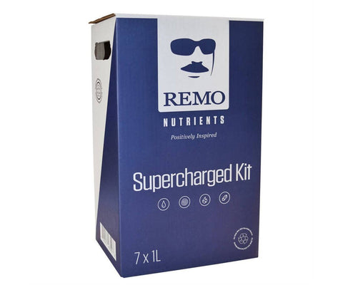 Remo's Nutrients Supercharged Kit 1 Liter