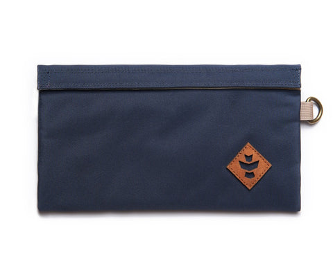 Revelry Supply The Confidant Navy Blue Small Money Bag