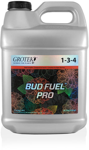Grotek Bud Fuel Pro and Booster Supplement 10 L