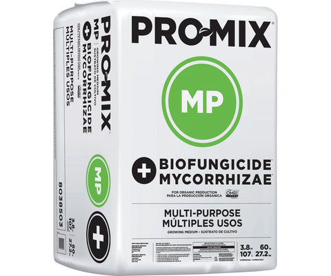 PRO-MIX MP BioFungicide + Mycorrhizae, 3.8 cu ft, 30 per pallet
