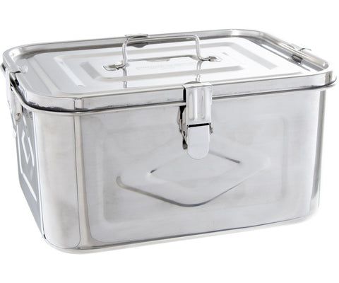 "Private Reserve Airtight Strongbox, 7.5 L, 10.6"" x 8.3"" x 5.5"""