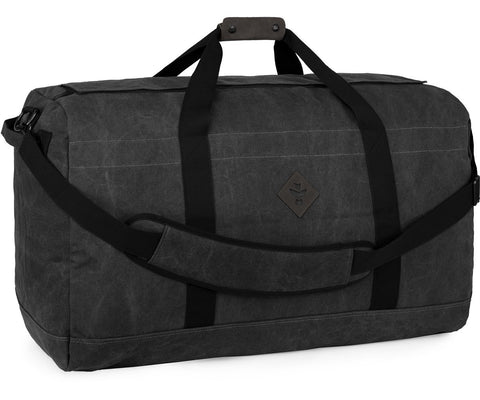 Continental Revelry Supply Striped Smoke Large Duffle