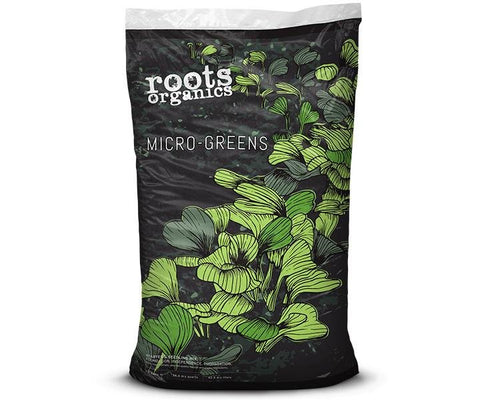 Roots Organics Micro-greens Ingredient 1.5cf