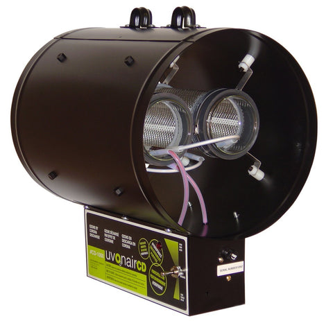 CD-In-Line Duct Ozonator Corona Discharge w/2 cells 10""