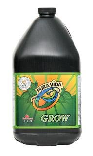 Natural Technaflora Pura Vida Grow 4 L fertilizers