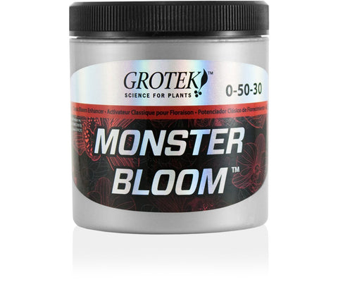 Monster Bloom Fertilizer Booster Hydroponic Nutrient 130 g