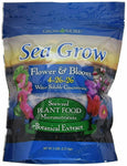 Sea Grow Organic Carbon Flower And Bloom Fertilizer 5 Lbs