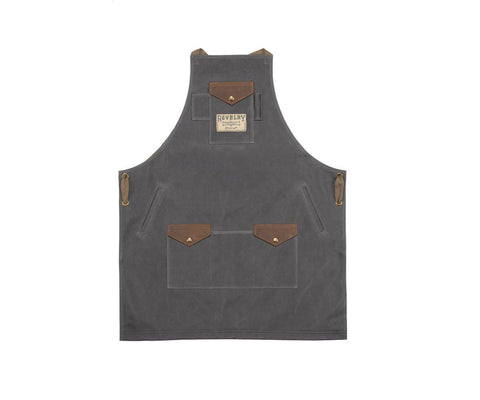 Revelry SupplyWaxed Canvas Apron Large Duffle
