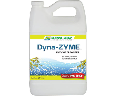 Dyna-Gro Dyna-ZYME Enzyme  Soil Cleaner 1 Gallon