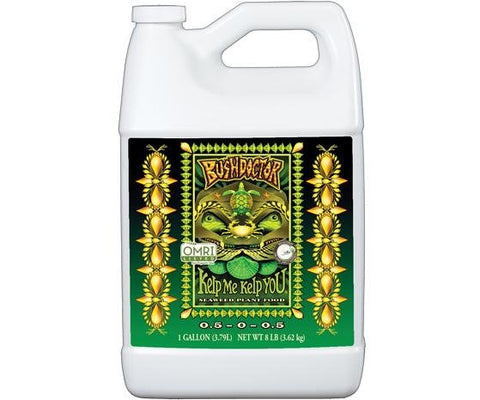 FoxFarm Bush Doctor Kelp Me Kelp You Fertilizer 1qt