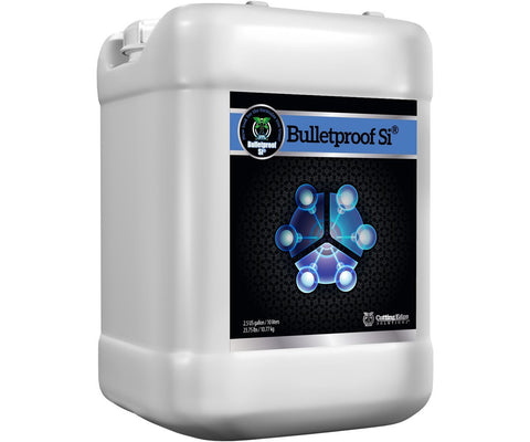 Cutting Edge Solutions Bulletproof Si Silicon Fertilizer 2.5 gal