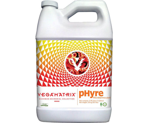 Vegamatrix pHyre Microbial 1 qt Grow Bloom