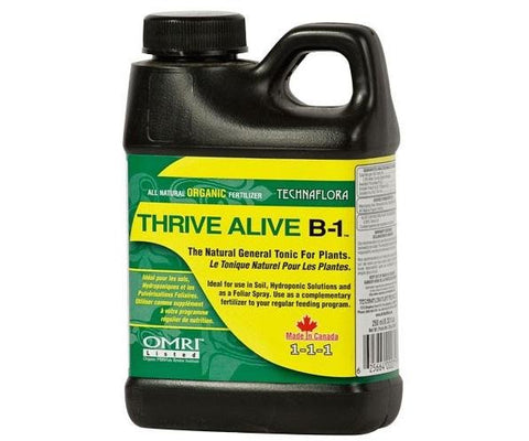 Thrive Alive B1 Green Liquid Additive Supplement 1 L