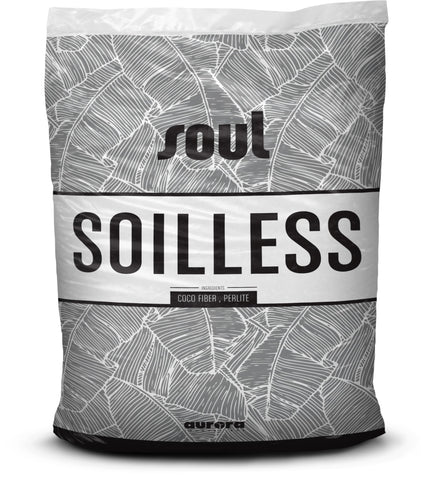 Soul Soilless Coco Based Growing Mix Fiber 2 Gallon