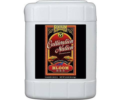 FoxFarm Cultivation Nation™ Bloom, 5 gal