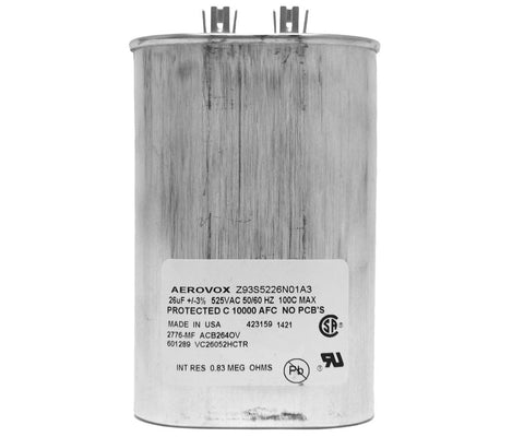 Capacitor, Sodium, 1000W US (wet)