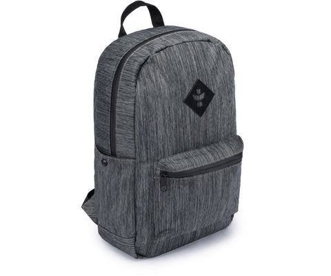 Revelry Supply The Escort Absorbing Backpack Striped Black