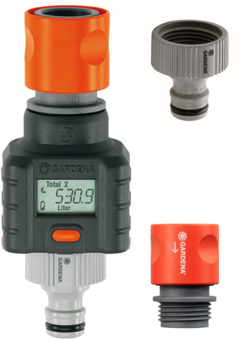 Gardena Smart Flow Water Supply Meter