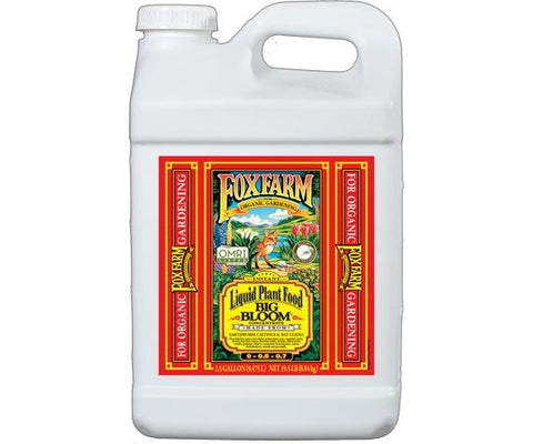 Foxfarm Fertilizers Formulated Liquid Concentrate 2.5 gal