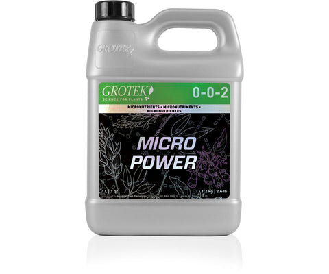Grotek High Levels Magnesium Micropower 10 L