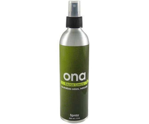 Ona Odor Neutralizer Air Freshener Linen Spray 8 oz