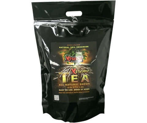 Xtreme Gardening Tea Brews  Pouches 500g Pack of 14