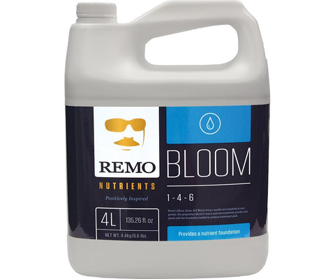 Remo Bloom Chelated Macronutrients 4 L