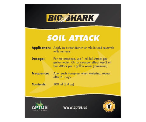 Aptus Soil Attack, 100 ml