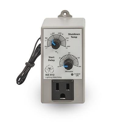 iGS-012 Lighting Watchdog with Adjustable Delay