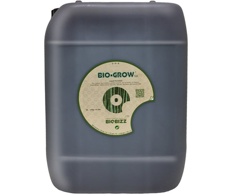 Biobizz Bio-Grow, 20 L Organic Plant Liquid Fertilizer