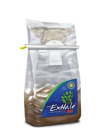 ExHale Activated CO2 Bag Homegrown Tents Stakes