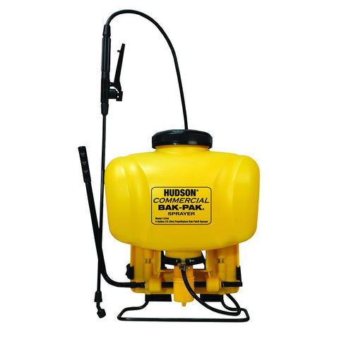 Hudson Commercial Back-Pack Sprayer 4 gallon