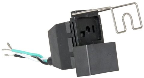 "Dual Female Receptacle w/3.5"" leads"