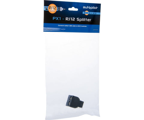 Splitter Connects Ballast USB Cable RJ12