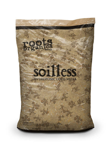 Roots Organics Soilless Hydroponic Coco Mix, 1.5 cu ft