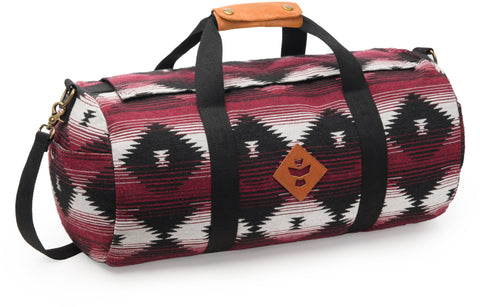 Revelry Supply The Overnighter Small Duffle, Navajo Maroon