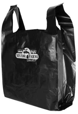Heavy Duty Hydrofarm Shopping Bag, box of 100