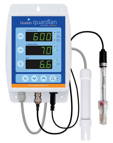 Bluelab Guardian Monitor Connect Hydroponics Ph Temperature