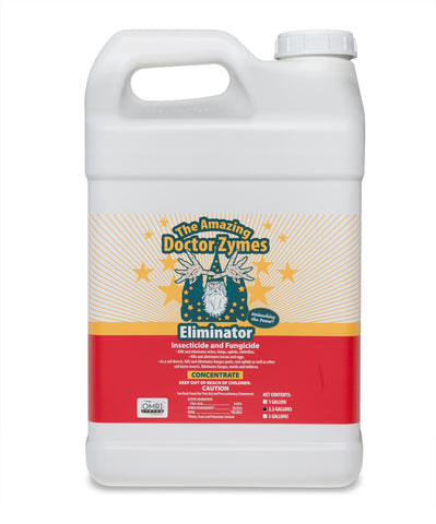 The Amazing Doctor Zymes Eliminator Concentrate, 2.5 gal
