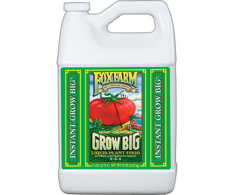 FoxFarm Grow Big Liquid Blooming Fertilizers 1 Quart