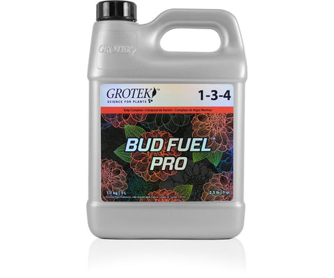 Bud Fuel Pro Flowering Hydroponic Nutrients 1 L