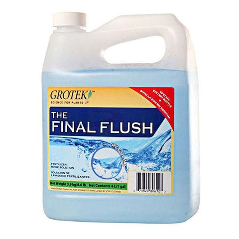 Grotek Final Flush Fertilizer Reusable Salts 1L