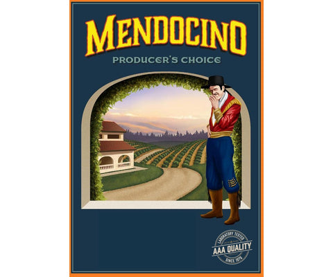 Grow More Mendocino Soluble 5-11-26, 25 lbs