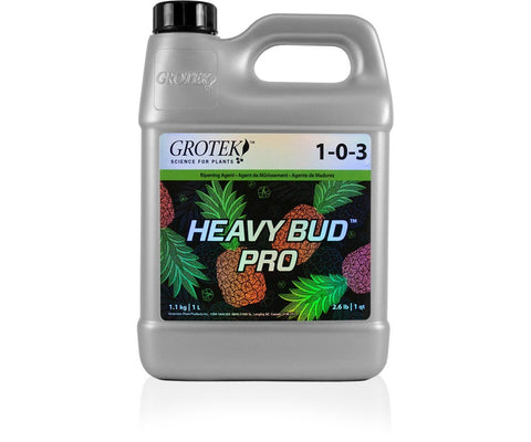 Heavy Bud Pro 1L Nutrients  Carbohydrates Ripening Supplement