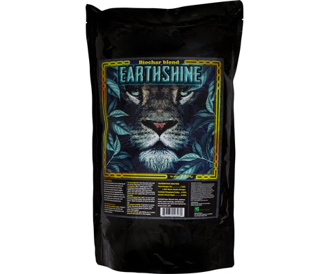 Earth Shine Soil Booster with Biochar, 5 lbs. - A Hydrofarm Exclusive!