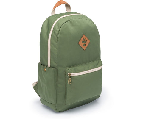 Revelry Supply The Escort Water Resistant Backpack Green