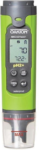 EcoTestr pH2+ Pocket pH Meter