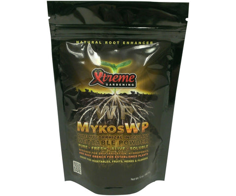 Xtreme Gardening Pure Mycorrhizal Wettable Powder 12 oz